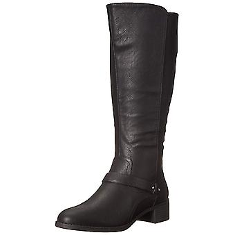 Easy Street Women's Jewel Plus Mid kalf Boot
