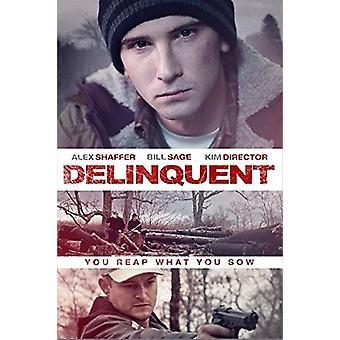 Delinquent [DVD] USA import