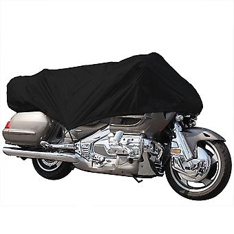 Motorcycle Half Cover - Water-Resistant, Dust-Proof, Lightweight Cover Protector Compatible with Harley Davidson FXDS Dyna Convertible
