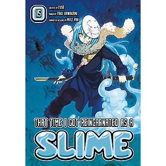 That Time I Got Reincarnated as a Slime 15 by Fuse