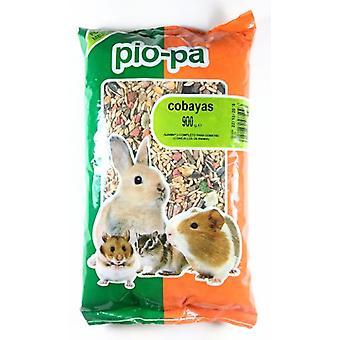 Pio-Pa Cobayas 900 G. (Small pets , Dry Food and Mixtures)