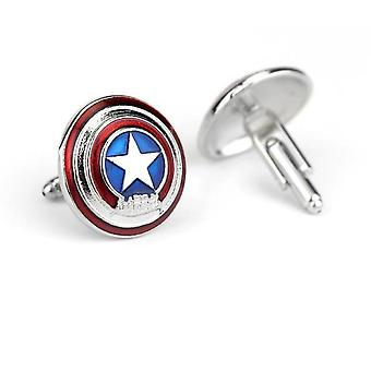 Superhero Tie Clips & Cufflinks