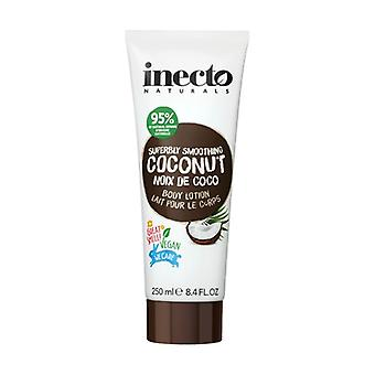 Coconut Hydrating Body Lotion with Pure Organic Coconut Oil 250 ml