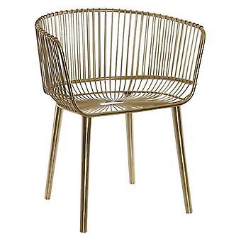 Dining Chair Dekodonia Metal (69 x 56 x 83 cm)
