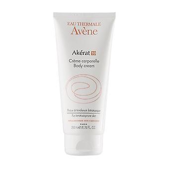 AVENE Akerat Body Cream 200 ml