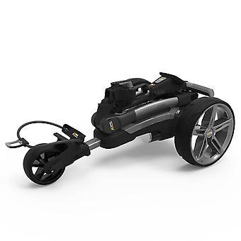 Powakaddy 2021 FX7 GPS EBS 18 Hole Foldable Lithium Electric Golf Trolley