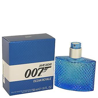 007 Ocean Royale Eau De Toilette Spray By James Bond 1.6 oz Eau De Toilette Spray