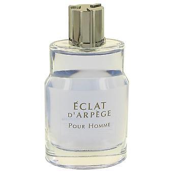 Eclat D'arpege Eau De Toilette Spray (testare) av Lanvin 3,4 oz Eau De Toilette Spray