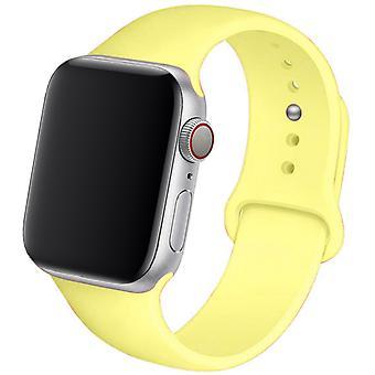 حزام السيليكون لفرقة Apple Watch ( Set 2)