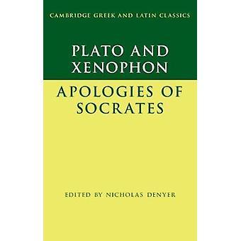 Platon - Sokrates- ja Xenophon-anteeksipyyntö - Sokrates-ohjelman anteeksipyyntö