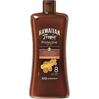Hawaiian Tropic Hawaiian Tropic Protective Oil Spf 8 100 ml