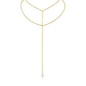 Ania Haie AH N019-01G Pearl Of Wisdom Ladies Necklace