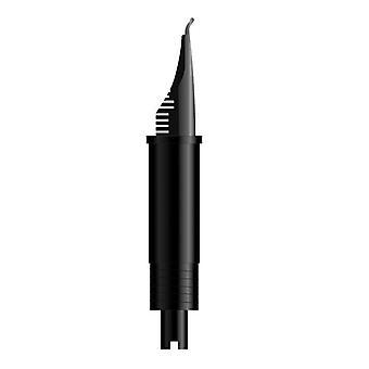 Hongdian Black Nib Parts 18kgp , Ef / F / Bent