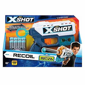 Zuru Kids 'X-Shot rekyl' Single Shot Blaster