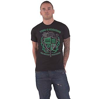 Type O Negative T Shirt Wolf Crest Band Logo new Official Mens Black