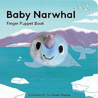Baby Narwhal Finger Puppet Book Little Finger Puppet Board Books