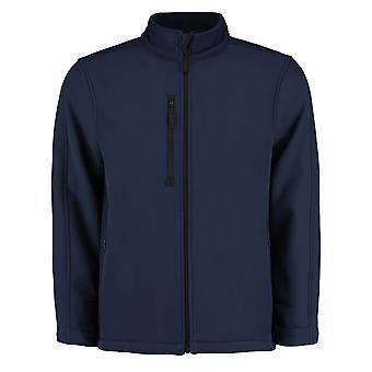 Kustom Kit Mens Corporate Fleece Lined Softshell Jacket