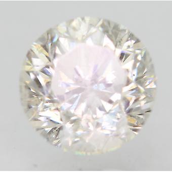 Sertifioitu 0,96 karat G SI1 pyöreä brilliant parannettu luonnollinen löysä timantti 5,7mm