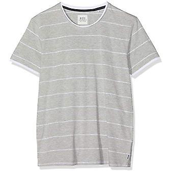 edc av Esprit 069cc2k014 T-Shirt, Grey (Medium Grey 035), Small Man