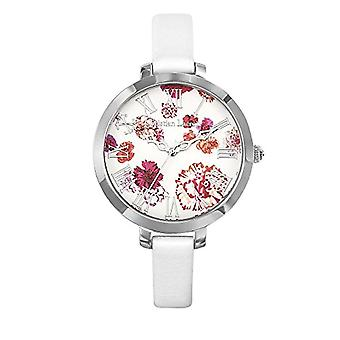 Christian Lacroix Analog Quartz Watch Woman with Leather Strap CLWE07