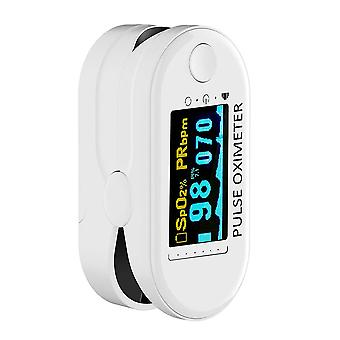Lightweight Mini Fingertip Blood Oxygen Saturation Pulse Oximeter