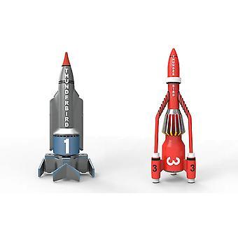 Thunderbirds 1 and 3 Diecast Model from Thunderbirds