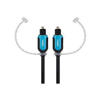 Maplin cablu audio optic TOSlink Male la TOSlink Male 10m