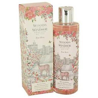 True Rose By Woods Of Windsor Shower Gel 8.4 Oz (women)