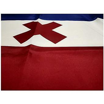 Polyesteri Leman Bergin lippu