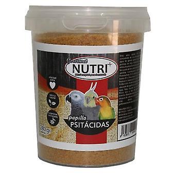 Nutriplus Gourmet Poultry Psittacides Chow (Linnut , Lintujen ruoka, Käsien kasvatus)