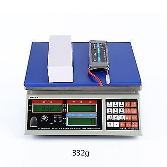 7.4v 5000mah 45c Xt60 Plug Connector Li-poly Rechargable Battery For Rc Drone