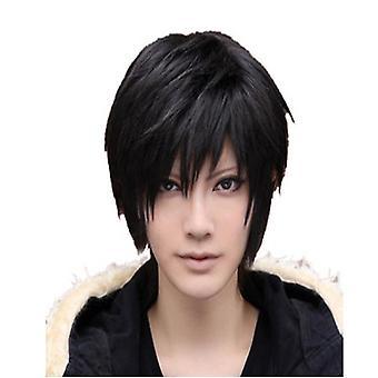 Anime Wigs Orihara Izaya Halloween Wig Cap