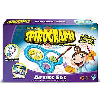 The Original Spirograph New Generation Artist Set