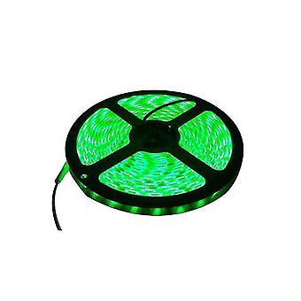 5M 5050 LED Nauha Kevyt Vedenpitävä String Keiju valot Party Xmas Sisustus (vihreä)