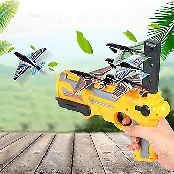 Catapult Aircraft Gun Toys para niños de 2 a 4 años Niños Juguetes Niños Niños Mini Juguetes