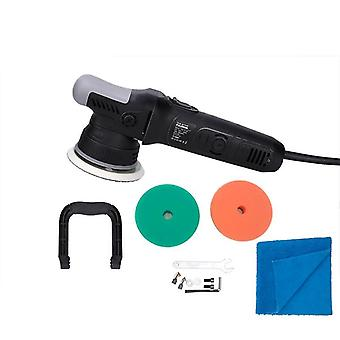 High Speed Dual Action Polisher Clover Orbital With Foam Pads