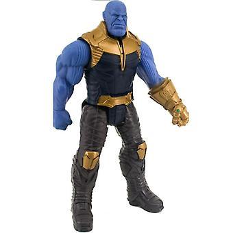 Thanos Avengers Action Figur Infinity Superhelte Marvel Kids Legetøj Gaver