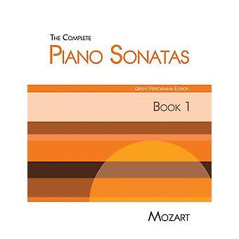 The Complete Piano Sonatas Book 1