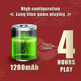 Open Source System Handheld Spielkonsole, Retro Game Player mit klassischen Spielen