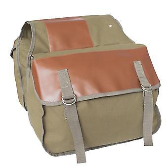 Mimigo Motos Sacoches Toile Tissu Sac de selle, accessoires atv, sac de rangement de vélo extérieur pour moto, vtt, VTT