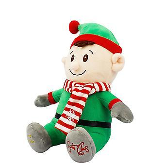Christmas Gift Toy Cartoon Boy Doll Plush Doll