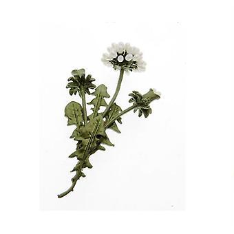 Vintage Broszki kwiatowe z mniszka lekarskiego Pin Exquisite Clothing Brooch