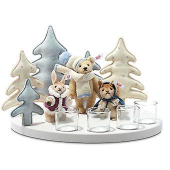 Steiff Winter Wonderland Set
