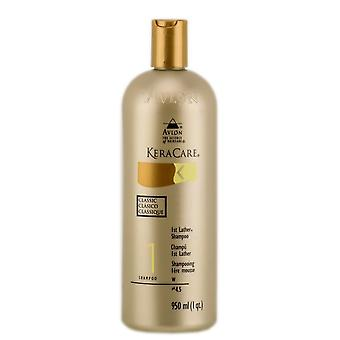 KeraCare 1ère mousse shampooing Classic 950ml