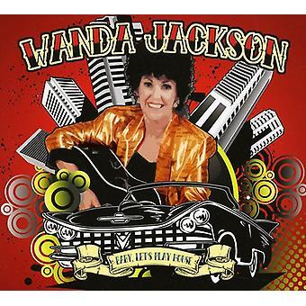 Wanda Jackson - Baby Let's Play House [CD] USA import