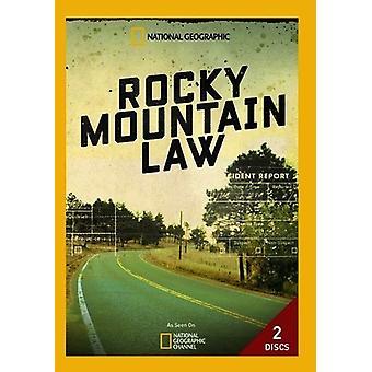 Rocky Mountain wet [DVD] USA importeren
