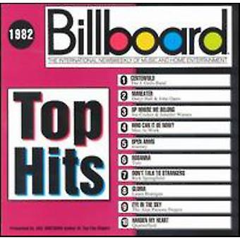 Billboard Top Hits - 1982-Billboard Top Hits [CD] USA import