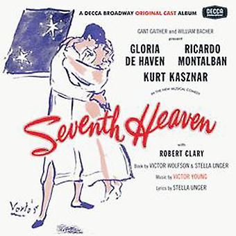 Séptimo cielo - Seventh Heaven [Bonus Tracks] [CD] USA importar