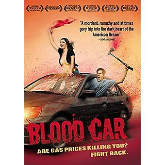 Blood Car [DVD] USA import