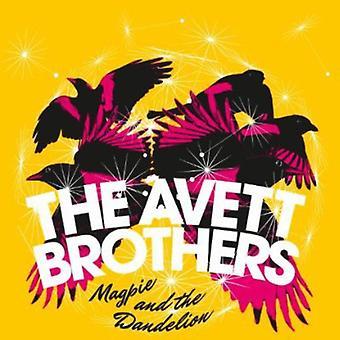 Avett Brothers - skjære & Løvetann [Vinyl] USA import